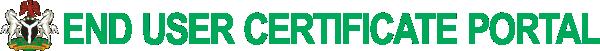 End-User Certificate Portal